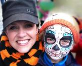 Face painting as parenting philosophy